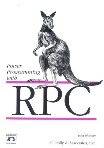 Power Programming with RPC 9780937175774