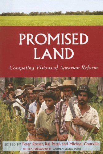 Promised Land: Competing Visions of Agrarian Reform 9780935028287