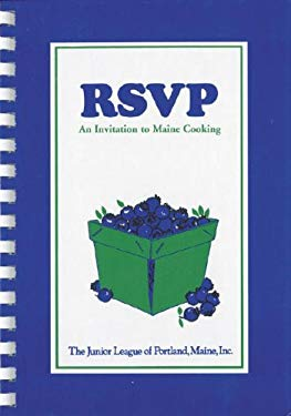RSVP: An Invitation to Maine Cooking 9780939114559