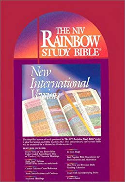 Rainbow Study Bible-NIV 9780933657182
