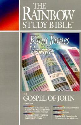 Rainbow Study Bible: Gospel of John 9780933657168