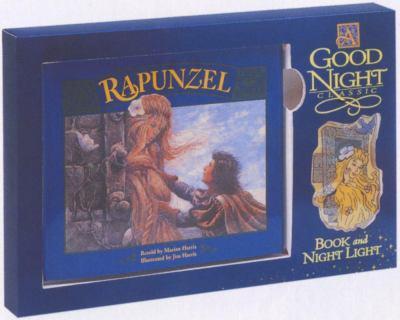 Rapunzel Book & Nightlight 9780939251599