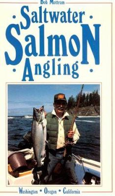 Saltwater Salmon Angling 9780936608891