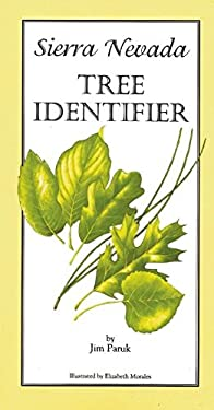 Sierra Nevada Tree Identifier 9780939666836