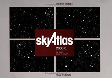 Sky Atlas 2000.0: Twenty-Six Star Charts, Covering Both Hemispheres, and Seven Detailed Charts of Selected Regions 9780933346871