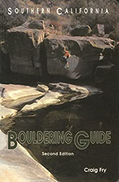 Southern California Bouldering, 2nd 9780934641579