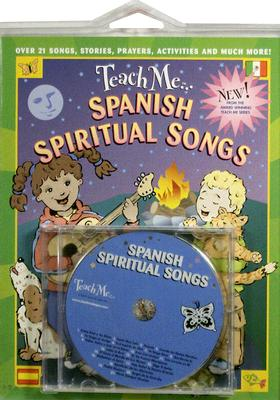 Spanish Spiritual Songs [With Workbook] 9780934633741