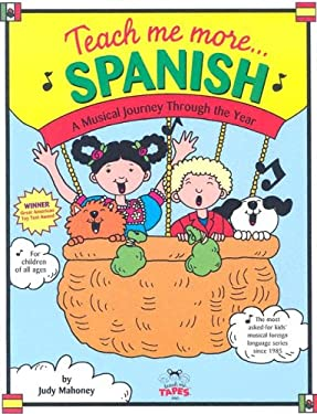 Spanish [With 20-Page] 9780934633956