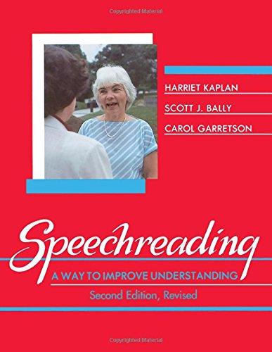 Speechreading 9780930323325