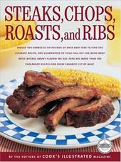 Steaks, Chops, Roasts and Ribs 4198300