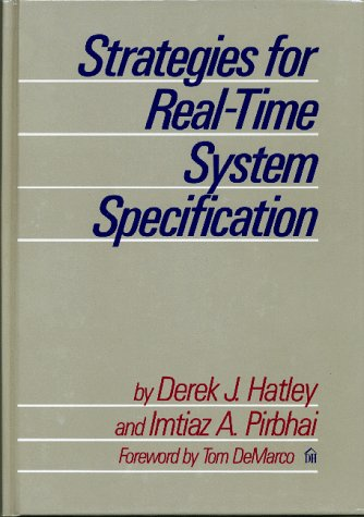 Strategies for Real-Time System Specification 9780932633118