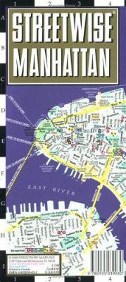 Streetwise Manhattan 9780935039030