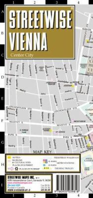 Streetwise Vienna 9780935039818