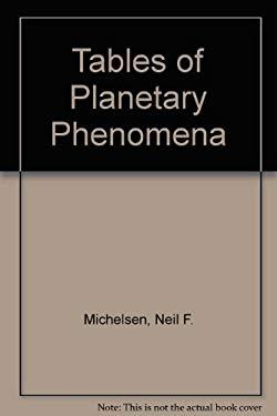 Tables of Plantary Phenomena