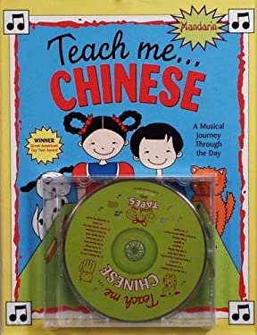 Teach Me Chinese with Book and CD [With Book]