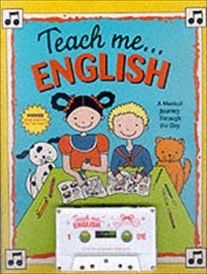Teach Me English/ESL [With Coloring Including Song Lyrics] 9780934633604
