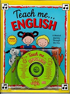 Teach Me English/ESL with Book and CD [With Book] 9780934633581