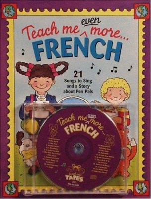 Teach Me Even More French [With 24-Page] 9780934633987
