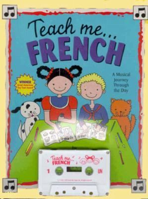 Teach Me French [With Coloring Including Song Lyrics]