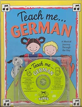 Teach Me German [With Book] 9780934633062