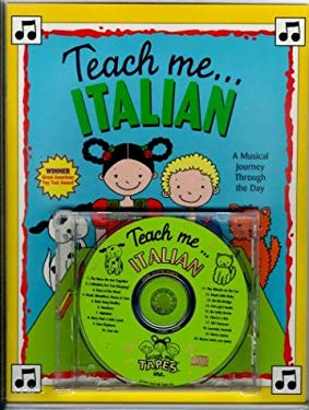 Teach Me Italian [With Book] 9780934633550