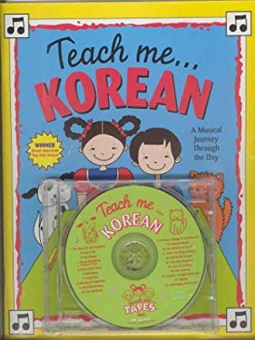 Teach Me Korean [With 20-Page Illustrated Book] 9780934633819
