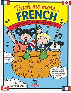 Teach Me More French [With 20-Page] 9780934633963