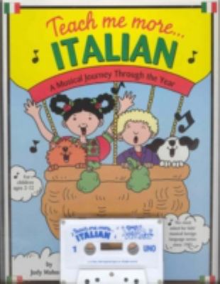 Teach Me More Italian [With 20-Page] 9780934633635