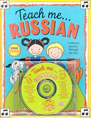 Teach Me Russian [With Book] 9780934633246