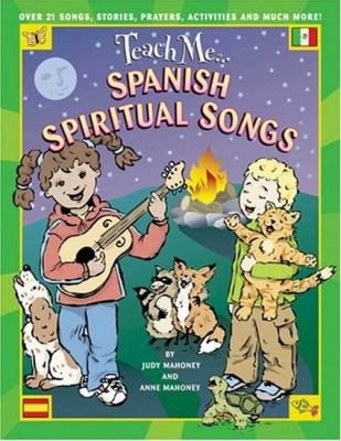 Teach Me Spanish Spiritual Songs [With Workbook] 9780934633734