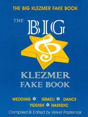 The Big Klezmer Fake Book 9780933676008
