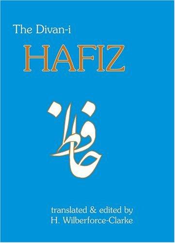 The Divan-I-Hafiz 9780936347806