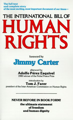 The International Bill of Human Rights 9780934558303