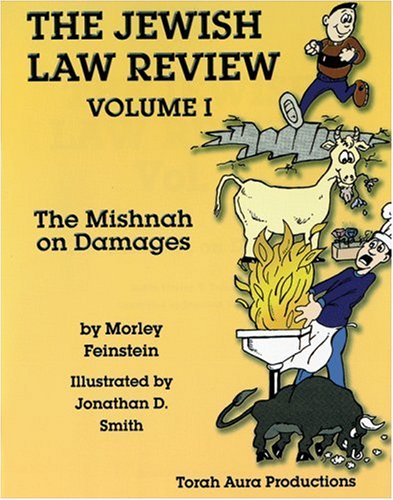 The Jewish Law Review, Volume 1: The Mishnah on Damages 9780933873087