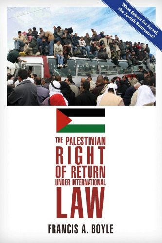 The Palestinian Right of Return Under International Law 9780932863935