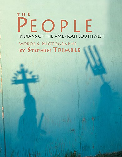 The People: Indians of the American Southwest 9780933452374