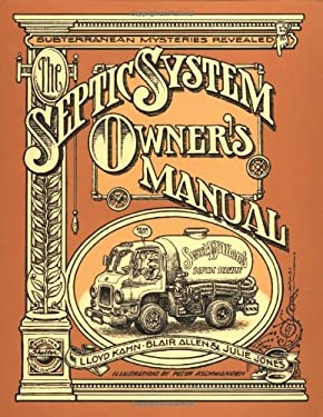The Septic Systems Owners' Manual 9780936070209