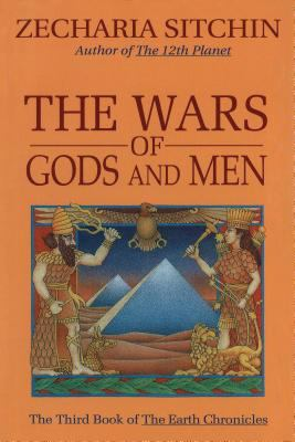 The Wars of Gods and Men (Book III) 9780939680900