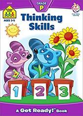 Thinking Skills: Preschool/Kindergarten Workbook