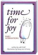 Time for Joy: Daily Affirmations 9780932194824