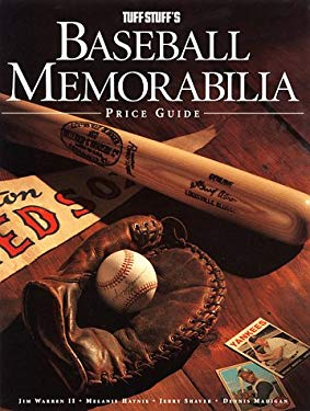 Tuff Stuff's Baseball Memorabilia Price Guide 9780930625245