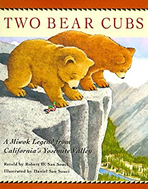 Two Bear Cubs: A Miwok Legend from California's Yosemite Valley 9780939666874