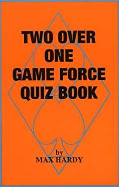 Two Over One Game Force Quiz Book 9780939460748