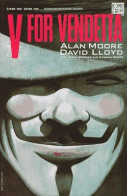 V for Vendetta 9780930289522