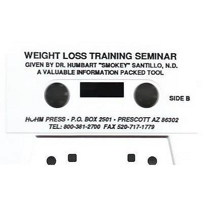 Weight-Loss Seminar 9780934252751