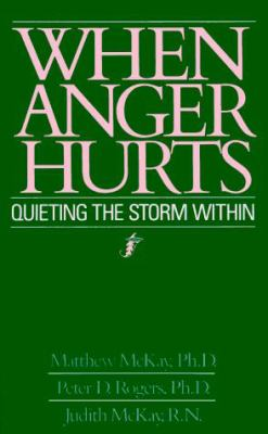 When Anger Hurts 9780934986762