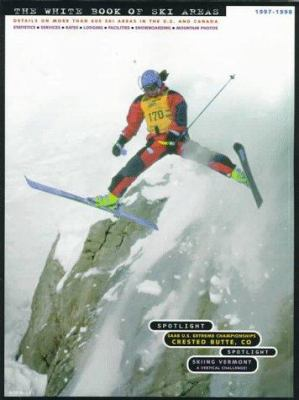 White Book of Ski: United States and Canada 9780931636226