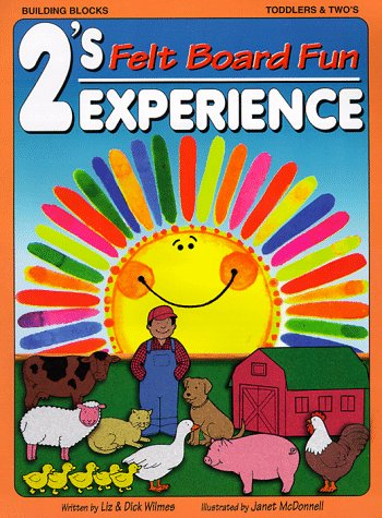 2's Experience - Felt Board Fun 9780943452197