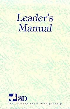 3D Leader's Manual 9780941478731