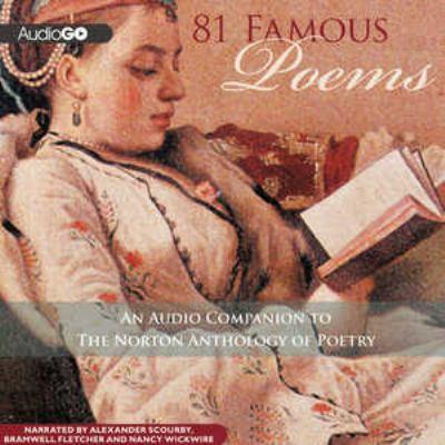 81 Famous Poems 9780945353829